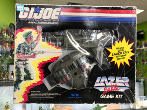 World Of Wonder G.I. Joe LAZER BATTLE GAME KIT