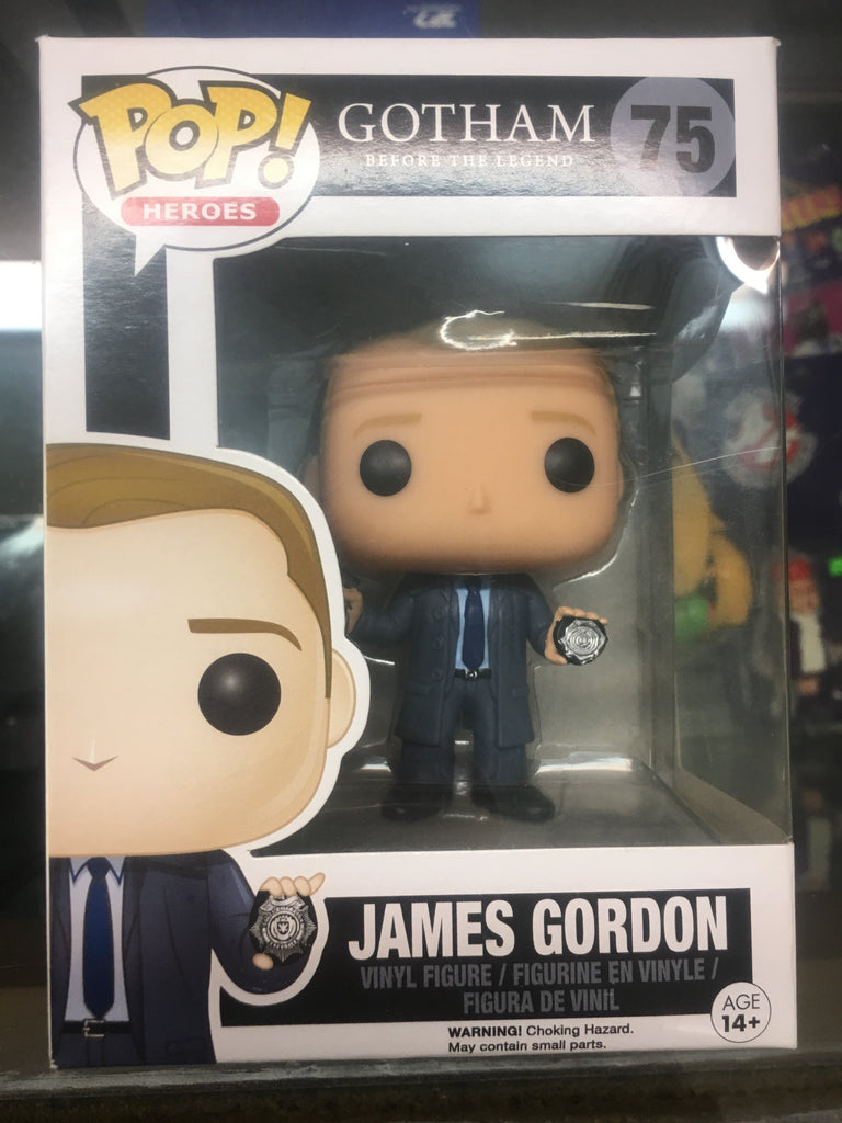 Funko POP! Gotham- James Gordon #75