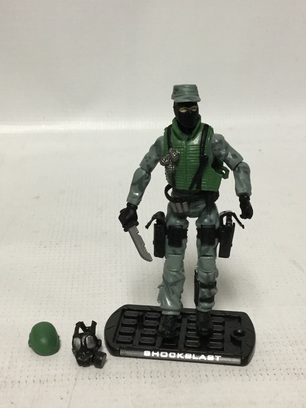 Hasbro G.I. Joe Rise Of Cobra Shockblast
