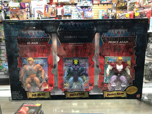 Masters Of The Universe Commemorative 5 Pack