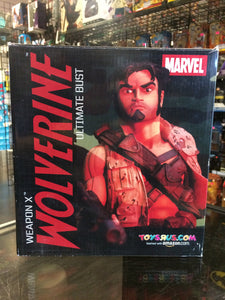 Diamond Select Weapon X Wolverine Ultimate Bust