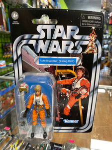 Star Wars Vintage Collection Luke Skywalker X-Wing Pilot