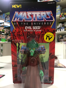 Super 7 Masters of the Universe Evil Seed MOTU