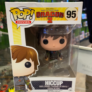 FUNKO POP DRAGON 2 HICCUP