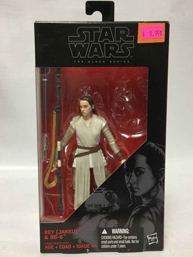Hasbro Star Wars The Black Series Rey (Jakku)