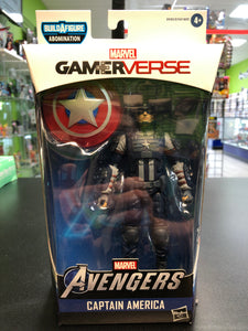 Hasbro Marvel Legends CAPTAIN AMERICA (Abomination BAF Wave)