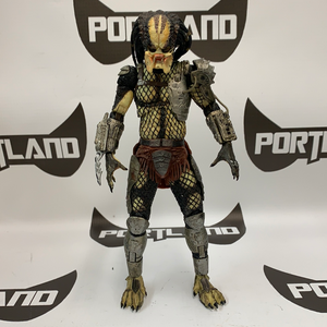 NECA Predator Jungle Hunter (Loose)