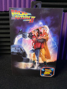 Neca Back To The Future 2 2015 Marty McFly