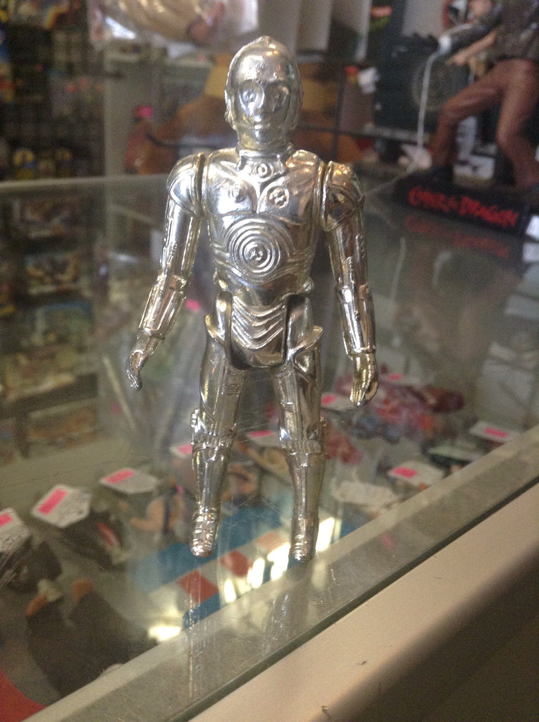 Star Wars A New Hope C-3PO Loose