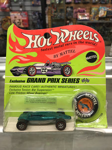 Mattel Hot Wheels Red Lines Grand Prix Series Shelby Turbine