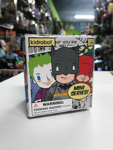 Kidrobot Mini Blindbox DC Comics