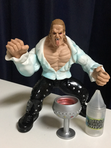 WWF Jacks Pacific Maximum Sweat Gangrel