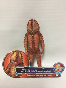 Doctor Who Zygon With Skarasen Recall Unit