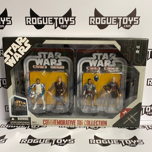 Hasbro Star Wars Episode 2 Attack of the Clones Commemorative Tin Collection