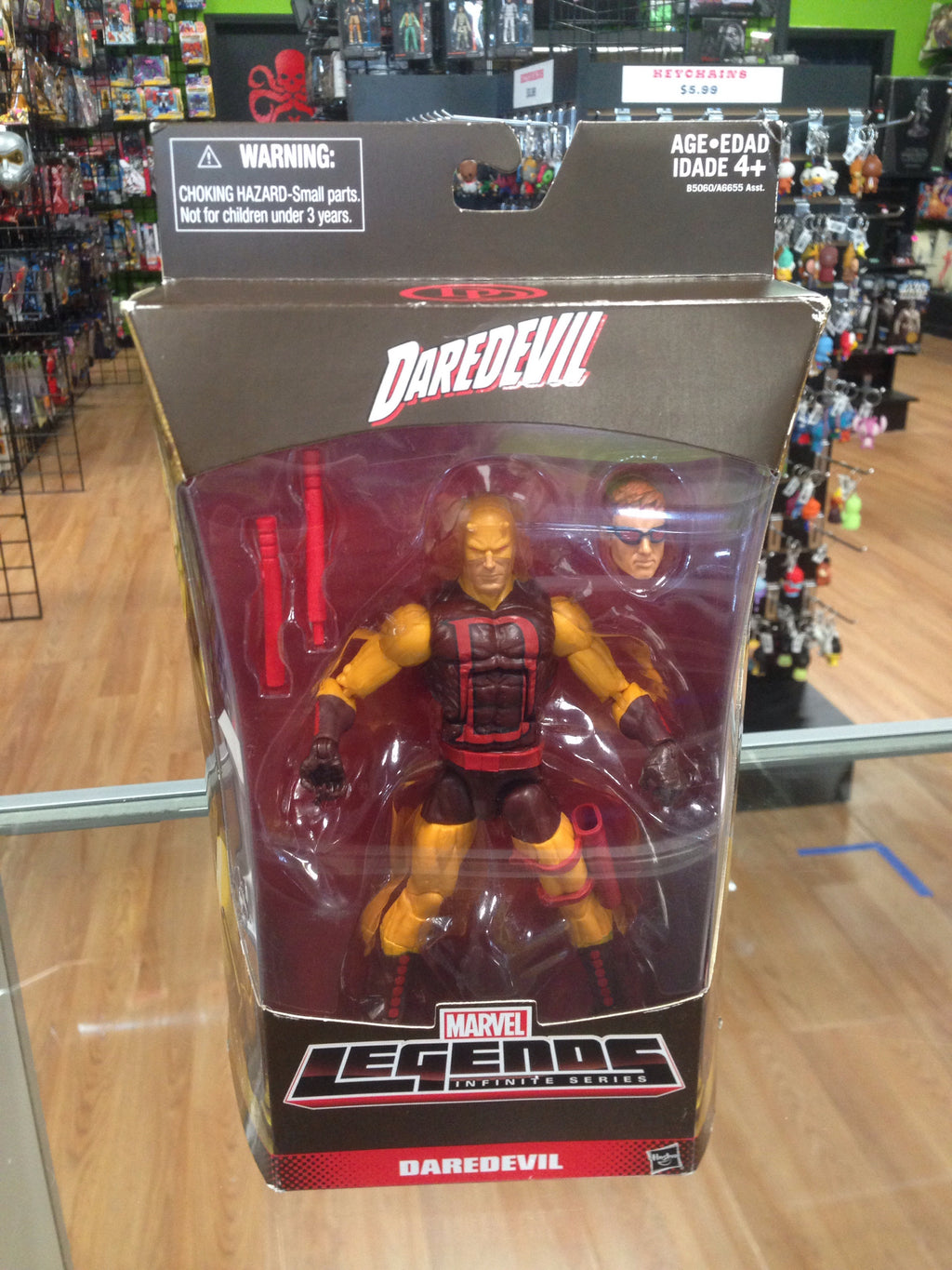 Marvel Legends Walgreens Exclusive Daredevil Hasbro