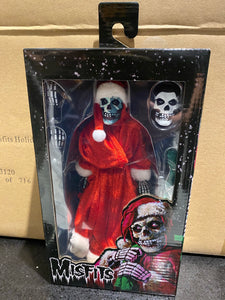 Neca Cloth Misfits Holiday Fiend
