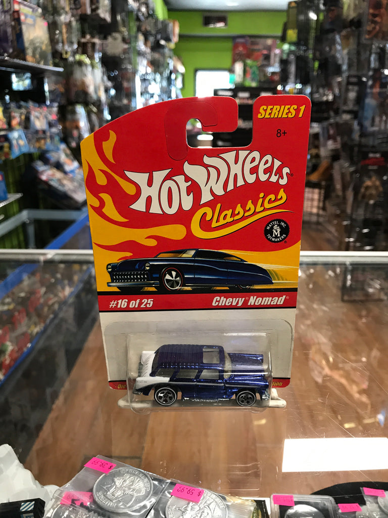Mattel Hot Wheels Classics Series 1 #16 Of 25 Chevy Nomad