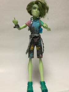 Monster High Haunted House Students Spirits Porter Geiss