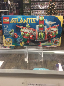 LEGO Atlantis #8077 - Atlantis Exploration HQ