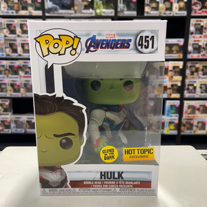 Funko Pop! Avengers Hulk #451 (Hot Topic Exclusive)
