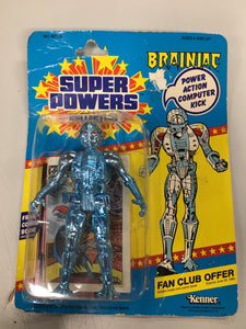 Super Powers Brainiac Kenner