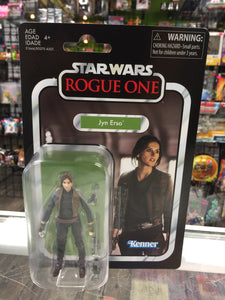 Star Wars Vintage Collection Jyn Erso
