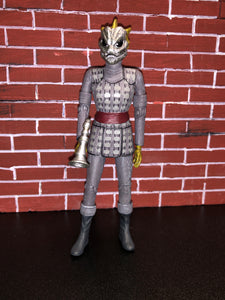 BBC Dr Who SILURIAN WARRIOR ALAYA