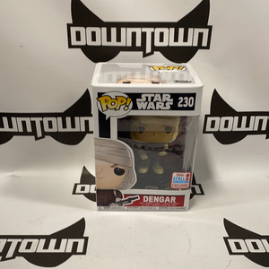 CFunko POP Star Wars Dengar Fall 2017 Convention Exclusive 230