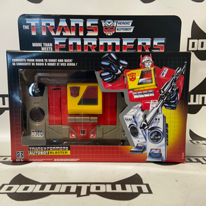 Hasbro Transformers Blaster re-issue (2020)