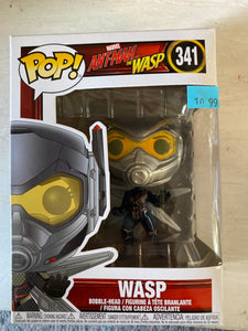 Funko POP! Marvel Ant-Man and the Wasp #341 Wasp