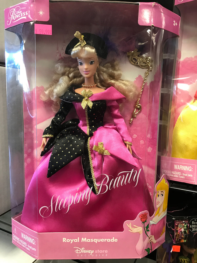 Barbie Royal Masquerade Disney Sleeping Beauty