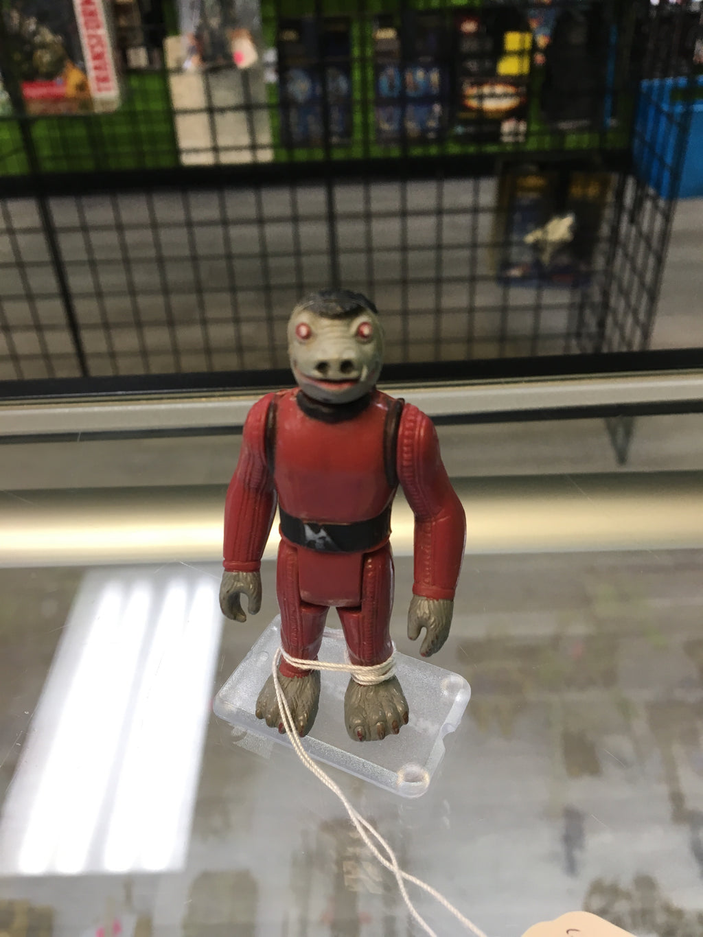 Star Wars Vintage Kenner Snaggletooth
