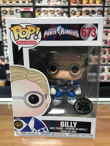 Funko Pop! Power Rangers Billy 673