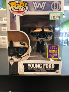 Funko Pop! Television WestWorld Young Ford 491