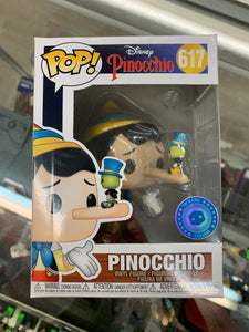 Funko POP! Pinocchio- Pinocchio  #617 Pop in a Box Exclusive
