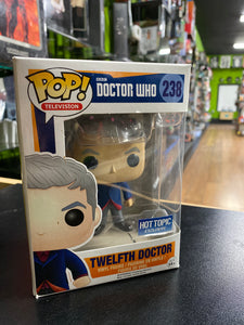 Funko POP! Doctor Who Twelfth Doctor Hot Topic Exclusive 238