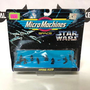 Galoob Micro Machines Star Wars Imperial Pilots