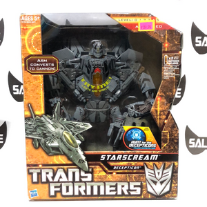 Hasbro Transformers Hunt For The Decepticons Leader Class Starscream