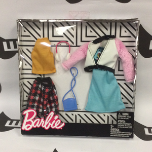 "MATTEL Barbie Deluxe Fashion Pack - ""Pretty in Pink Sleeves"""