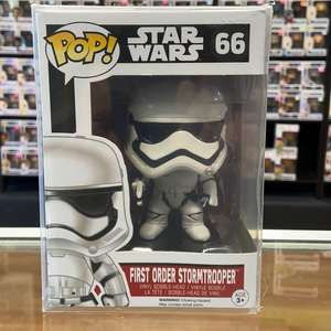 Funko Pop Star Wars First Order Stormtrooper #66