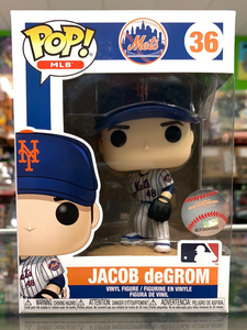 Funko POP! MLB Mets Jacob deGrom 36