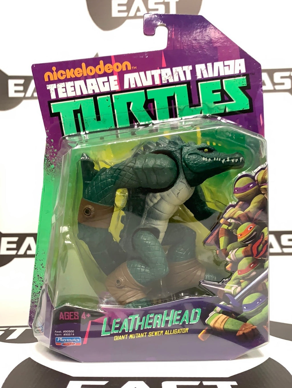 Playmates Teenage Mutant Ninja Turtles Leatherhead