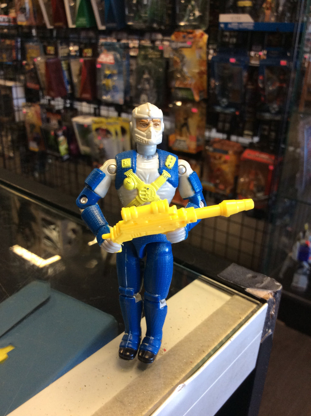 Hasbro G.I. Joe Battle Corps Law 1993