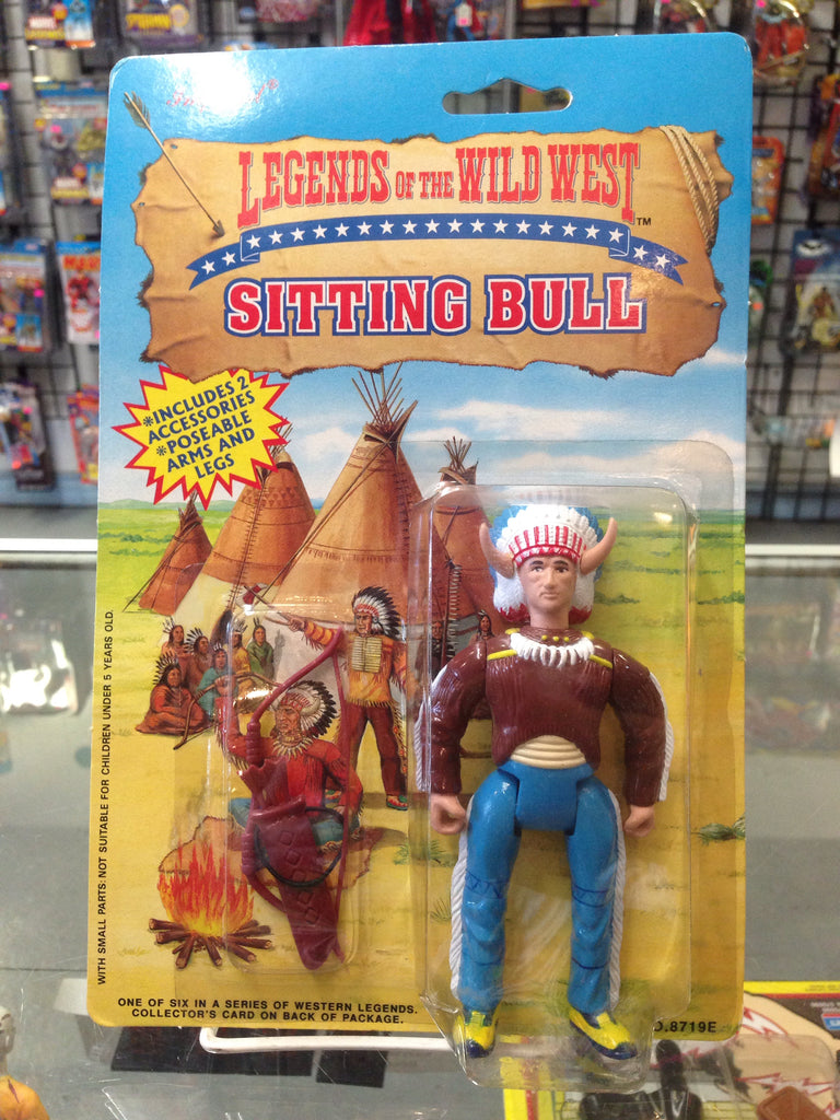 Imperial Legends Of The Wild West Sitting Bull