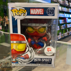 FUNKO POP MARVEL OCTO-SPIDEY WALGREENS  EXCLUSIVE