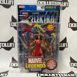 Toy Biz Marvel Legends Elektra (Series 4)