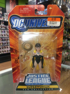 Mattel DC Universe Justice League Unlimited Superwoman