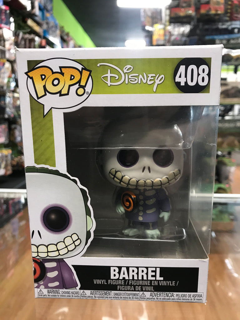 Funko Pop! Disney Nightmare Before Christmas Barrel 408