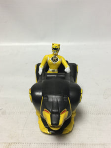 McDonald's MMPR Movie Yellow Ranger