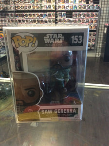 Funko Pop! Star Wars Rogue One Saw Gererra